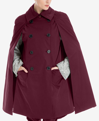 max studio cape trench
