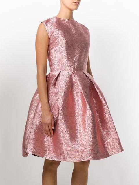 Daizy Shely Pied de Poule Dress