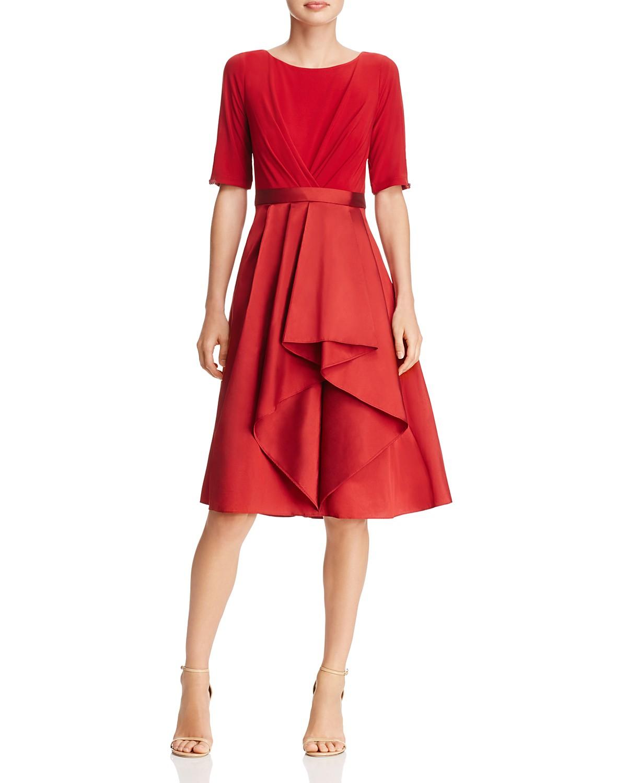 AP Taffeta Skirt Dress