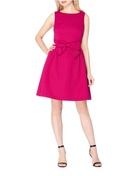 Tahari Bow Dress
