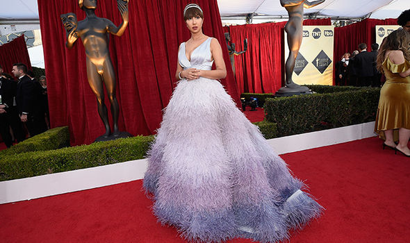 Jackie Cruz Daily Express