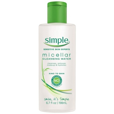 Simple Micellar Water