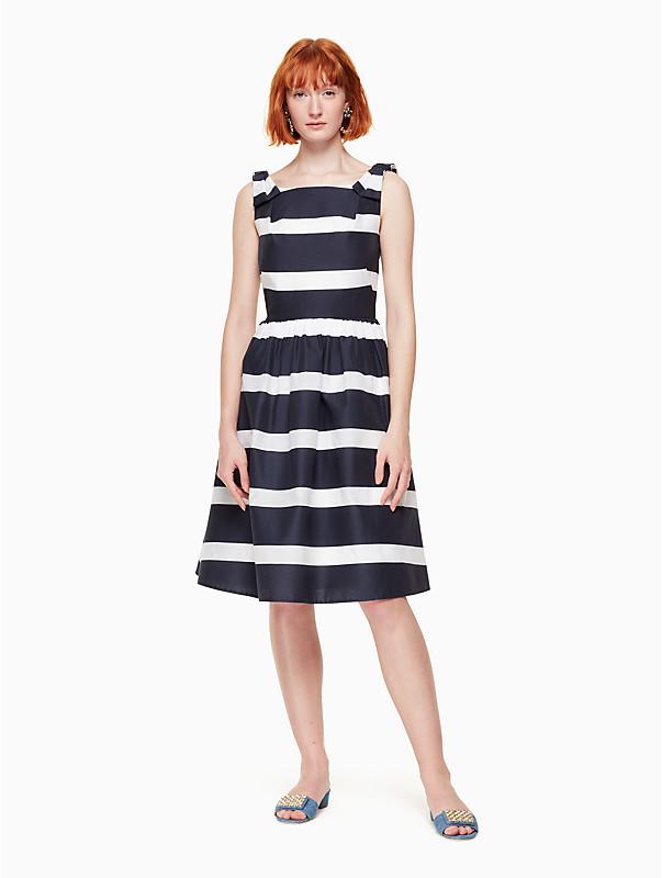 Chesapeake Stripe Midi Dress
