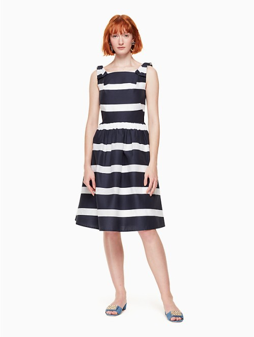 Chesapeake Stripe Midi Dress