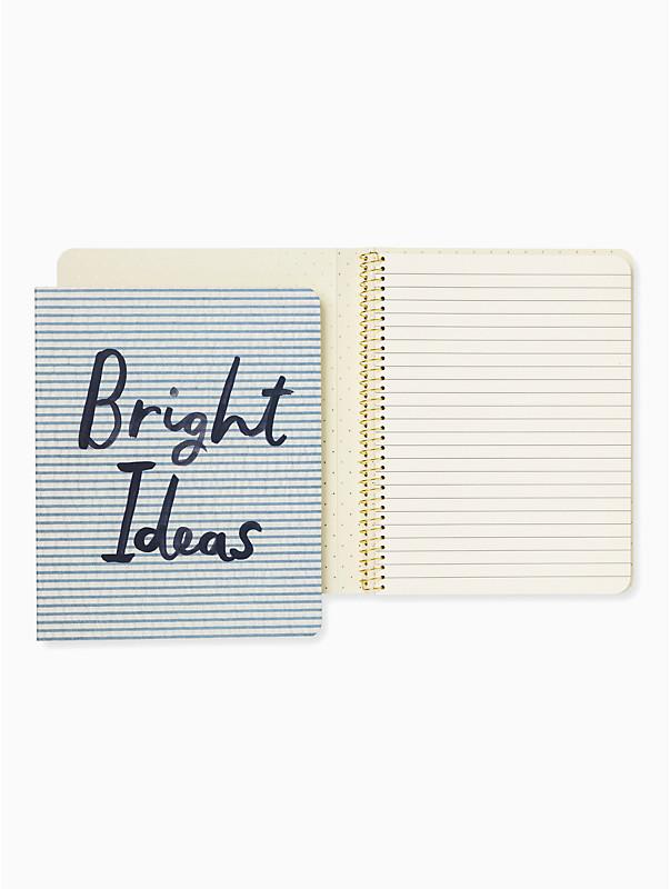 Seersucker concealed notebook