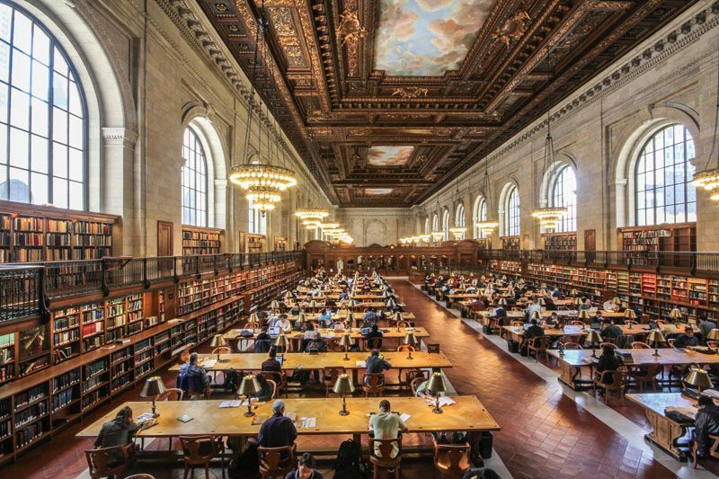 Need Some Summer Reading Recommendations?  Ask a NYPL Librarian